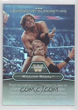 2010 Topps Platinum WWE - Legendary Superstars #LS-9 - William Regal, Arn Anderson
