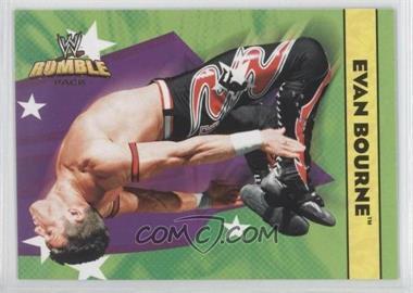 2010 Topps Rumble Pack - [???] #10 - Evan Bourne