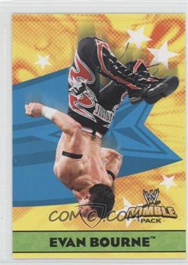 2010 Topps Rumble Pack - [???] #11 - Evan Bourne