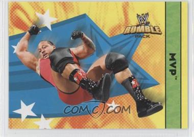 2010 Topps Rumble Pack - [???] #29 - MVP