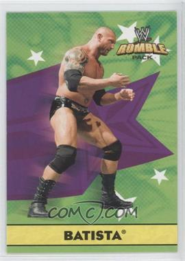 2010 Topps Rumble Pack - [???] #48 - Batista