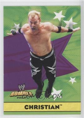 2010 Topps Rumble Pack - [???] #6 - Christian