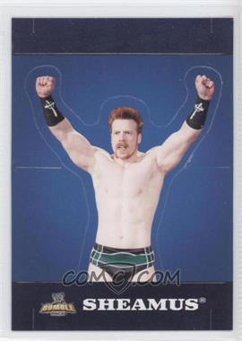 2010 Topps Rumble Pack - [???] #N/A - Sheamus