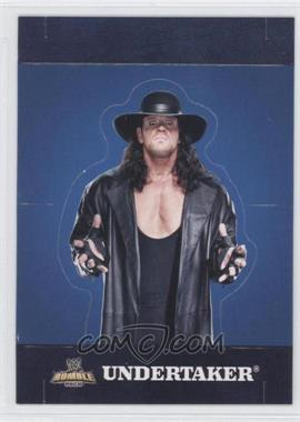 2010 Topps Rumble Pack - [???] #N/A - Undertaker