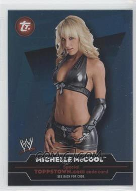 2010 Topps WWE - [???] #TT12 - Michelle McCool