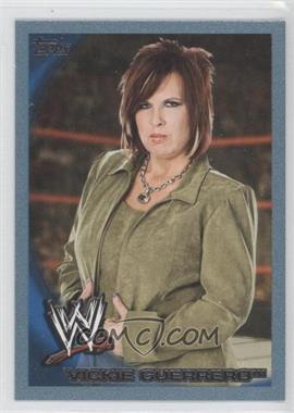 2010 Topps WWE - [Base] - Blue #56 - Vickie Guerrero /2010