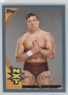 2010 Topps WWE - [Base] - Blue #68 - Daniel Bryan /2010