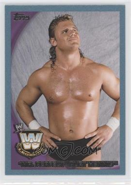 2010 Topps WWE - [Base] - Blue #78 - Mr. Perfect /2010