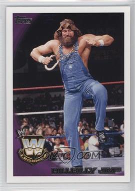 2010 Topps WWE - [Base] #84 - Hillbilly Jim