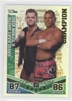 David Hart Smith & Tyson Kidd