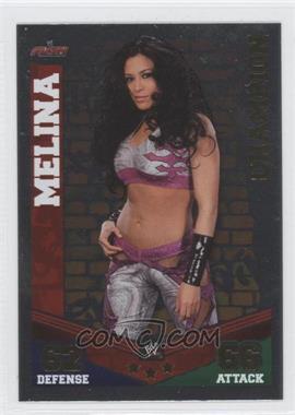 2010 Topps WWE Slam Attax Mayhem - Champions #ME - Melina