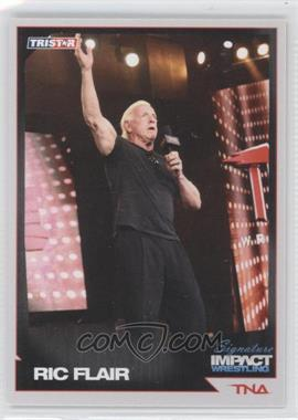2011 TRISTAR TNA Signature Impact Wrestling - [Base] #95 - Ric Flair