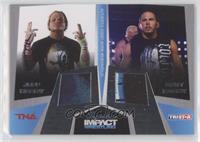 Jeff Hardy, Matt Hardy #/199