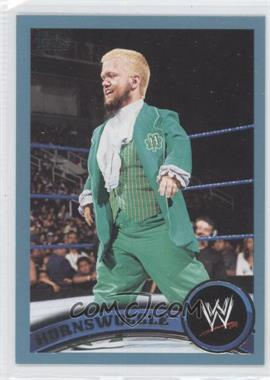 2011 Topps WWE - [Base] - Blue #20 - Hornswoggle /2011