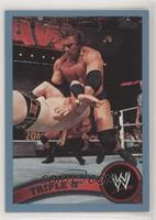 Triple H [EX to NM] #/2,011