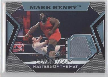 2011 Topps WWE - Masters of the Mat Relics #MAHE - Mark Henry