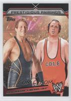 Jack Swagger, Michael Cole