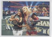 Divas Champions - Michelle McCool, Layla