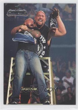 2011 Topps WWE Champions - [Base] #49 - Highlights - Big Show Unmasks CM Punk