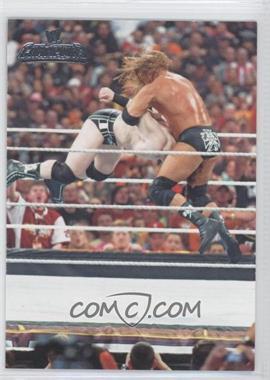 2011 Topps WWE Champions - [Base] #5 - Wrestlemania XXVI - Triple H, Sheamus