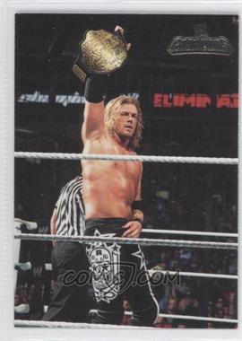 2011 Topps WWE Champions - [Base] #62 - Highlights - Edge