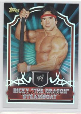 "2011 Topps WWE Classic - [Base] #86 - Ricky ""The Dragon"" Steamboat"