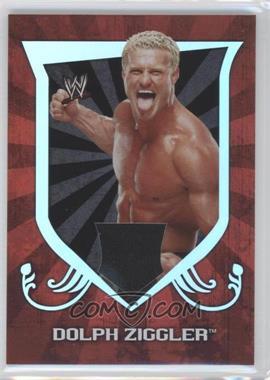2011 Topps WWE Classic - Relics #DOZI - Dolph Ziggler