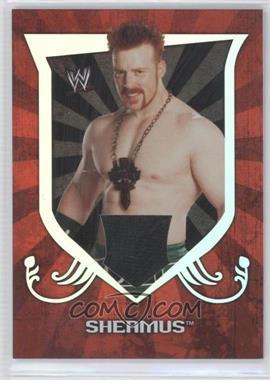 2011 Topps WWE Classic - Relics #SHEA - Sheamus