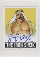 The Iron Sheik /25