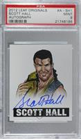 Scott Hall [PSA 9 MINT]