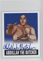 Abdullah the Butcher /25