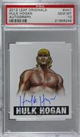 Hulk Hogan [PSA 10 GEM MT]