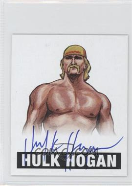 2012 Leaf Originals Wrestling - [Base] #HH1 - Hulk Hogan
