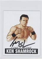 Ken Shamrock (Black Ink)