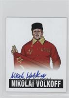 Nikolai Volkoff (Blue Ink)