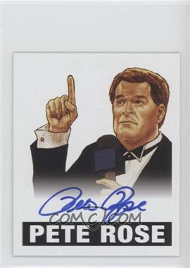 2012 Leaf Originals Wrestling - [Base] #PR1 - Pete Rose