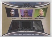 Sting, Scott Steiner, Jeff Jarrett /199