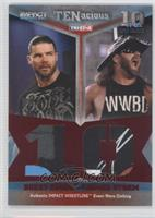 Bobby Roode, James Storm #/10