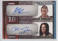 Alex Shelley, Chris Sabin /100