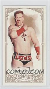 2012 Topps Heritage WWE - Allen & Ginter Minis #10 - Sheamus