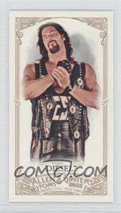 2012 Topps Heritage WWE - Allen & Ginter Minis #12 - Diesel