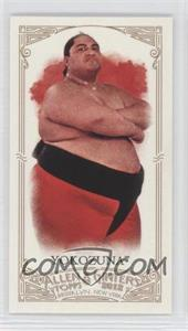 2012 Topps Heritage WWE - Allen & Ginter Minis #30 - Yokozuna