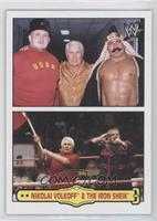 Nikolai Volkoff, The Iron Sheik