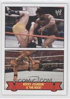 Rocky Johnson & The Rock