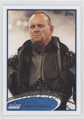 2012 Topps WWE - [Base] #90 - Undertaker