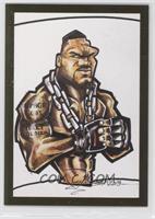 Sam Shaw Original Art - Rampage Jackson