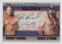 Bobby Roode, James Storm #/50
