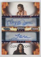 Mickie James, Tara #/25
