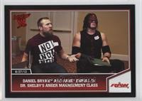 Daniel Bryan and Kane enroll in Dr. Shelby's anger management class