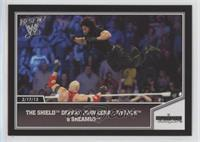 The Shield, John Cena, Ryback, Sheamus